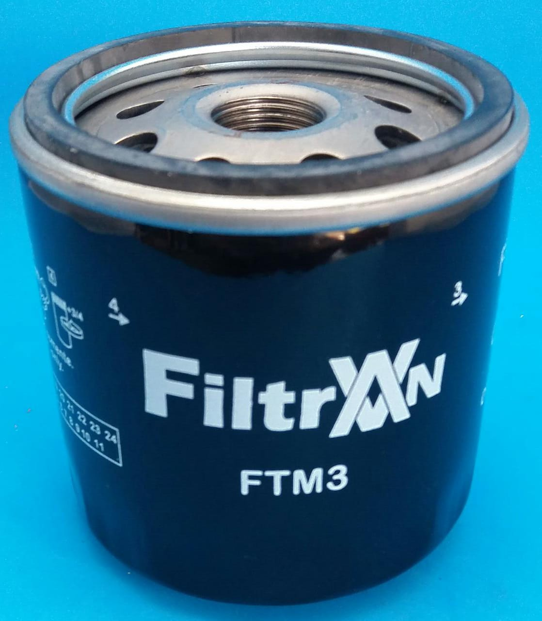 Filtro Oleo-Corsa-Meriva-Montana-S10-Palio-Vectra-Doblo-FTM3