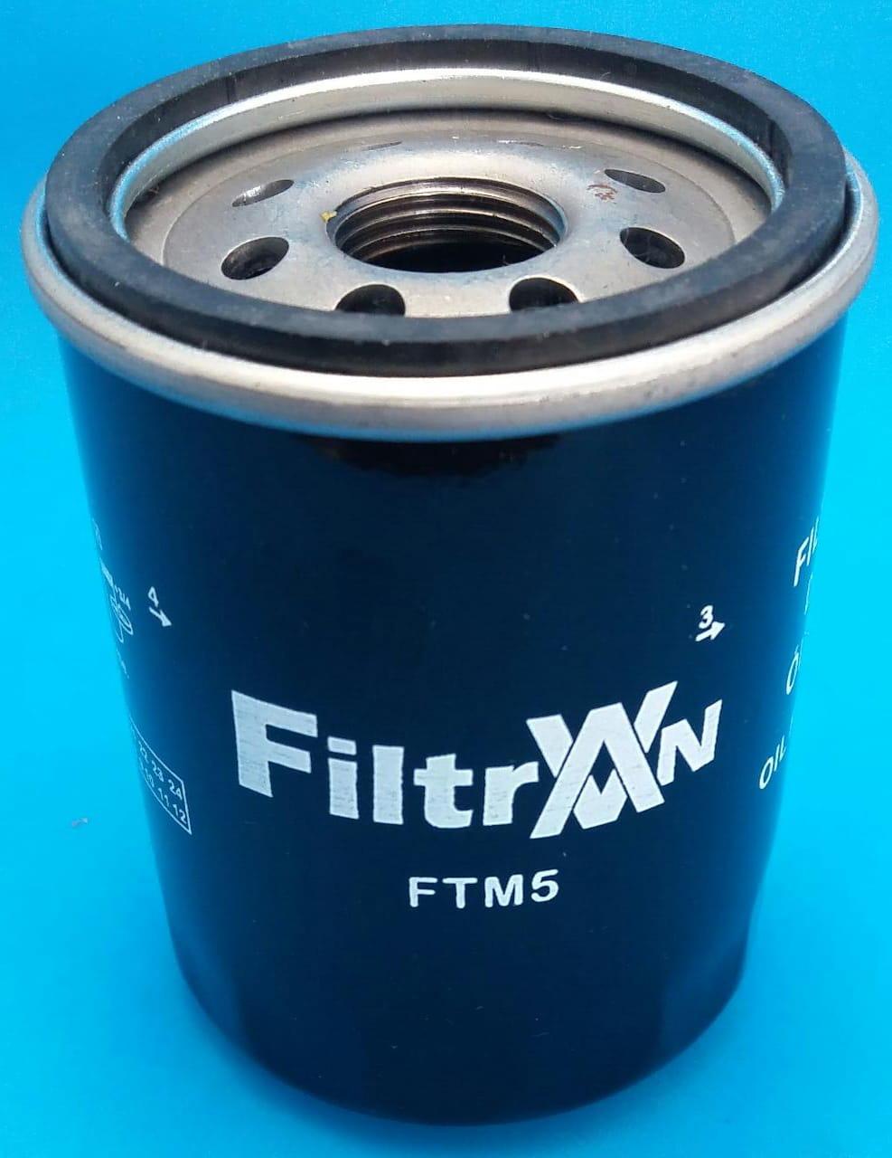 Filtro Oleo-Palio-Clio-Accord-Fit-Sportage-Doblo-Strada-FTM5