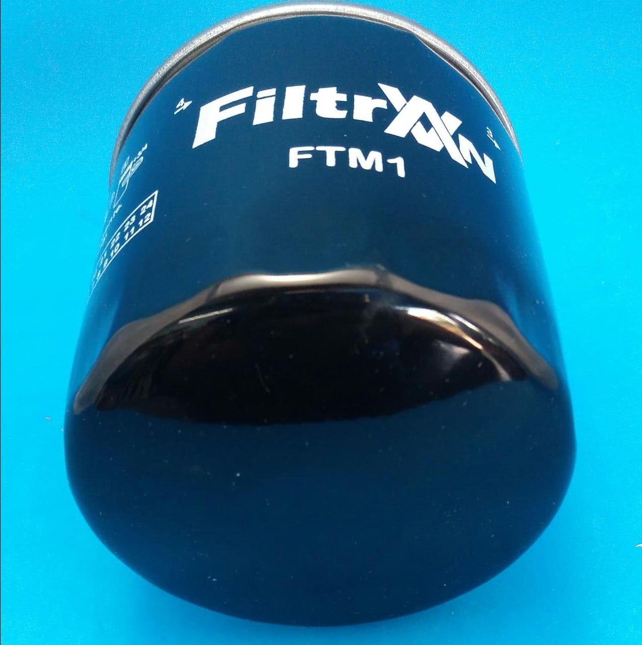 Filtro Oleo-Ka-Gol-Audi-A4-Voyage-Cheroke-Fusion-Escort-FTM1