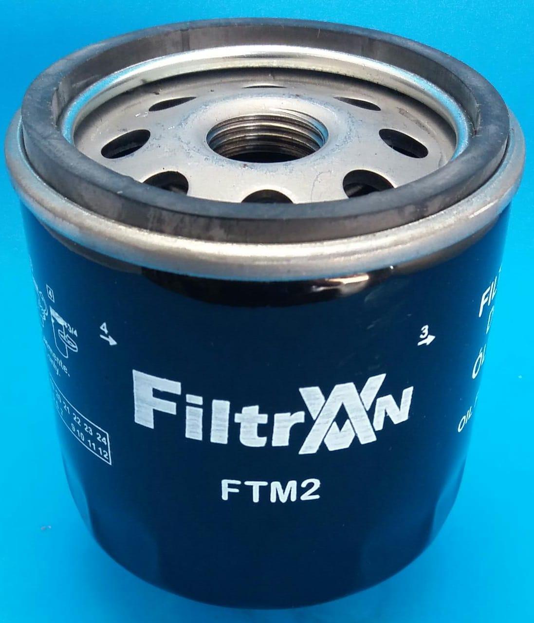Filtro Oleo-Santana-Fox-Polo-Gol-Golf-A3-Kombi-Voyage-FTM2