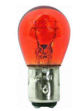 Lampada 2 Polos VERMELHA
