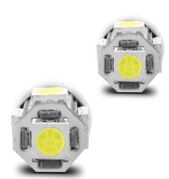 Lampada Pingão 05 LEDS