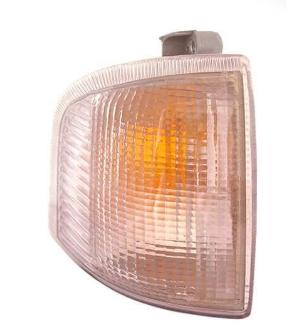 Lanterna Dianteira Cristal Ford-Volkswagen Escort/Verona/Apollo 1987/92 (Lado Direito) - JCV (202042)