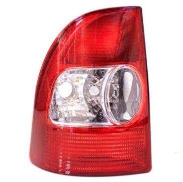 Lanterna Traseira Fiat Strada 2001/06 (Lado Esquerdo) - JCV (252922)