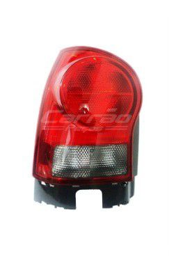 Lanterna Traseira Fumê Gol G4 L/E-JCV-20461-106132