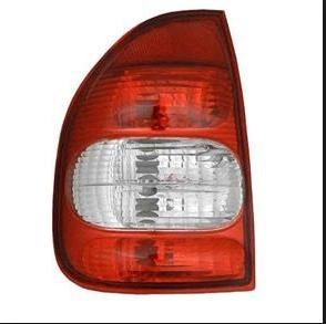 Lanterna Traseira Rubi Corsa Classic L/E ré cristal -JCV-20548-156322