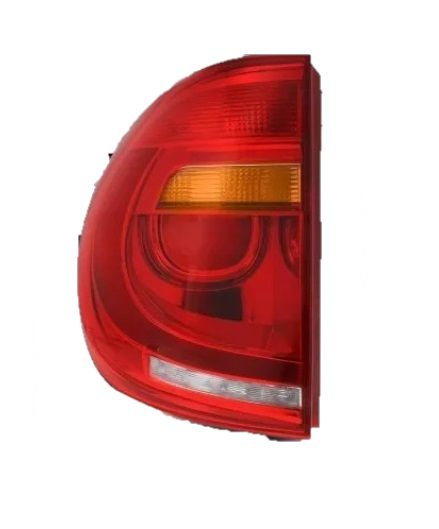 Lanterna Traseira Rubi Volkswagen Fox/Crossfox 2010/14 (Lado Esquerdo) - JCV (106922)