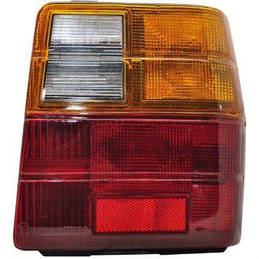 Lanterna Traseira Tricolor Fiat Uno 1984/2003 (Lado Direito) - JCV (253212)