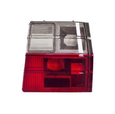 Lente p/ Lanterna Traseira Fumê Fiat Uno 1984 Em diante (Lado Direito) - JCV (253032)