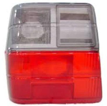 Lente p/ Lanterna Traseira Fumê Fiat Uno 1984 Em diante (Lado Esquerdo) - JCV (253132)