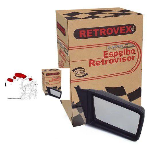 Retrovisor Monza 85/90-Ext L/D C/Contr
