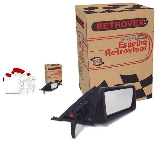 Retrovisor  Monza 91/93-Ext L/D C/Contr-1216.0