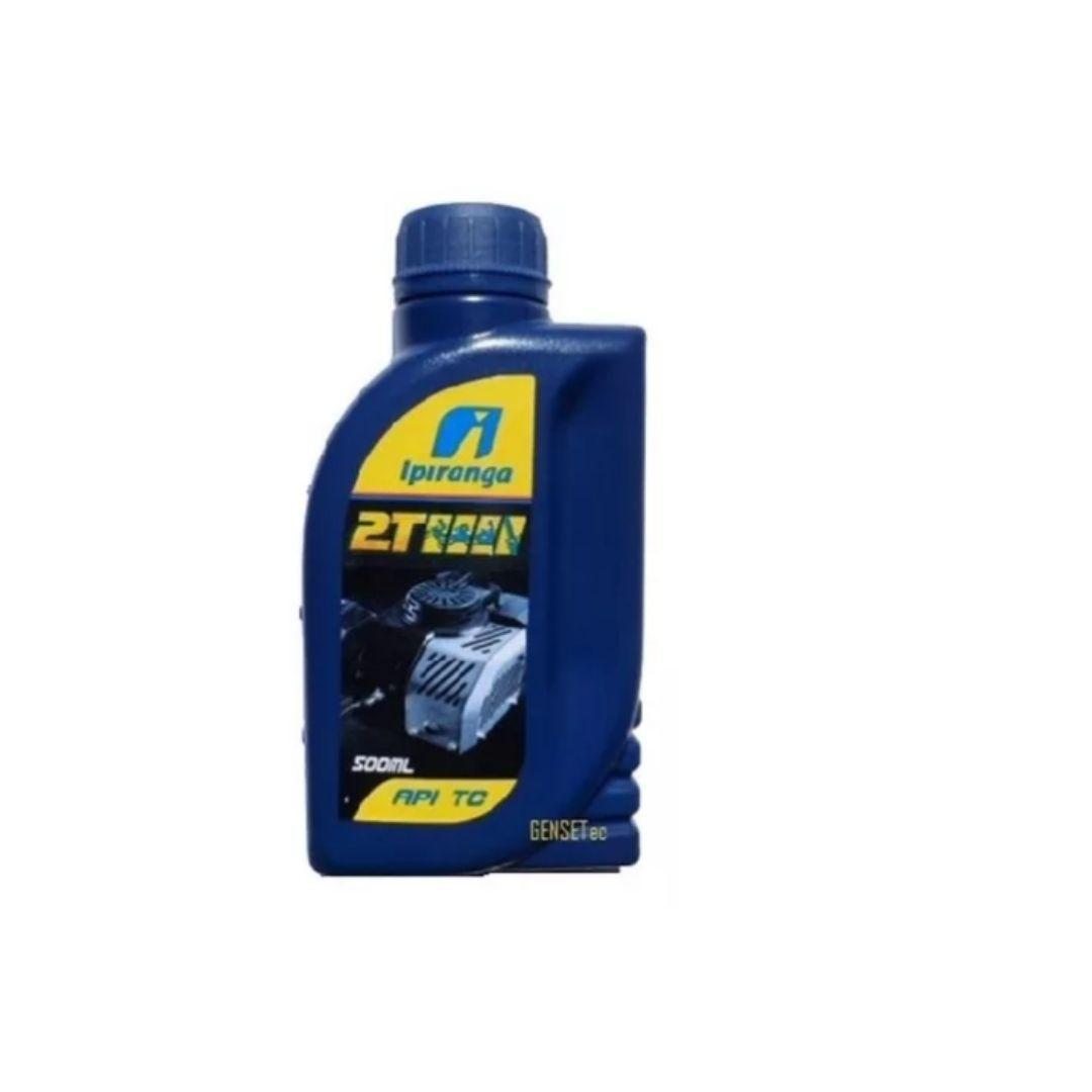 Oleo Lubrificante 2 Tempos 500 ml Ipiranga