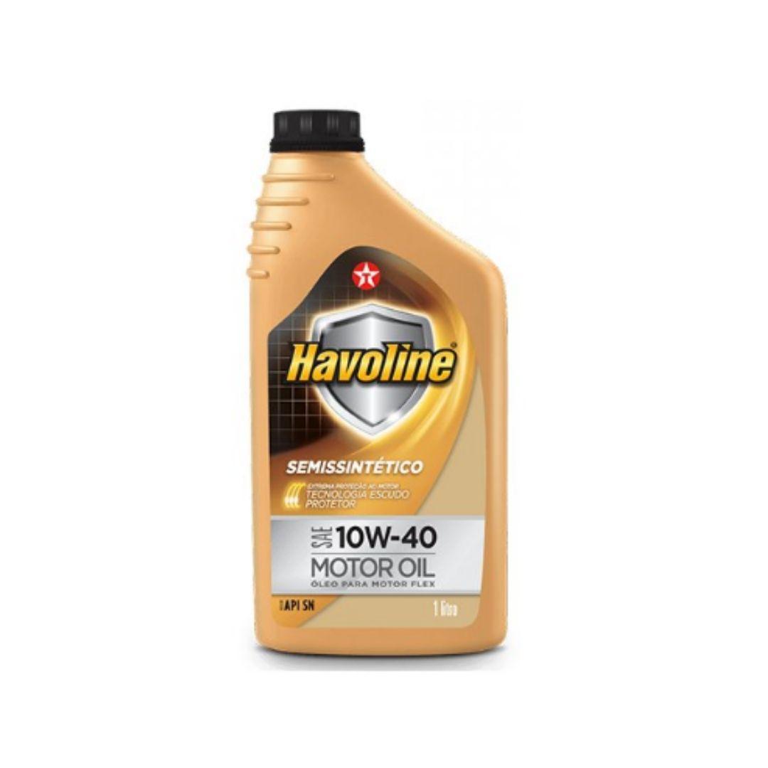 Oleo Lubrificante Havoline 10w40