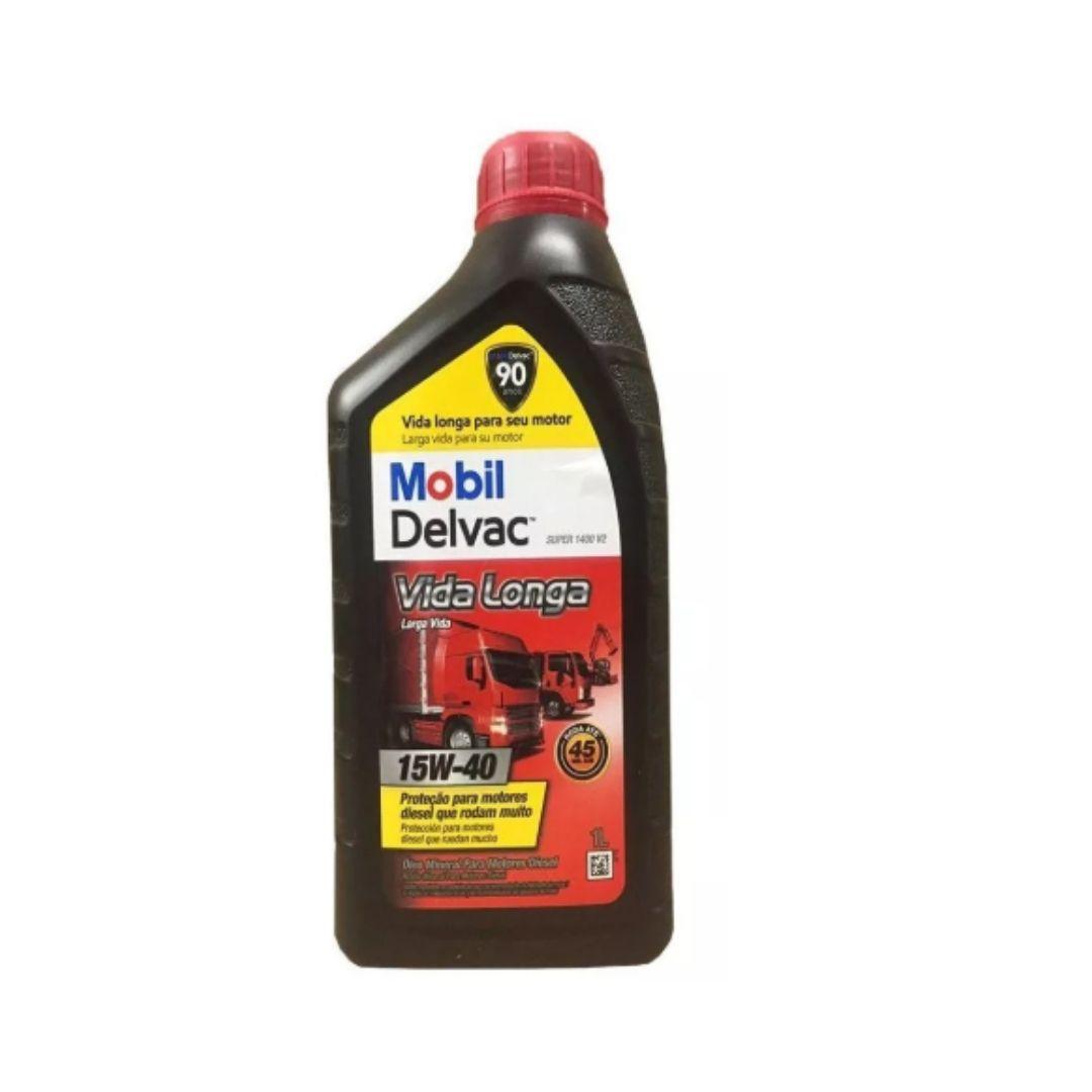 Oleo Lubrificante Mineral Para Motores DIESEL 15W40 SUPER 1400 V2