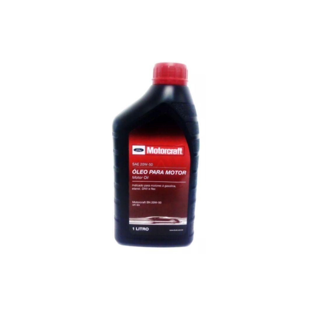 Oleo Lubrificante Para Motor Flex SAE 20W50 API SN