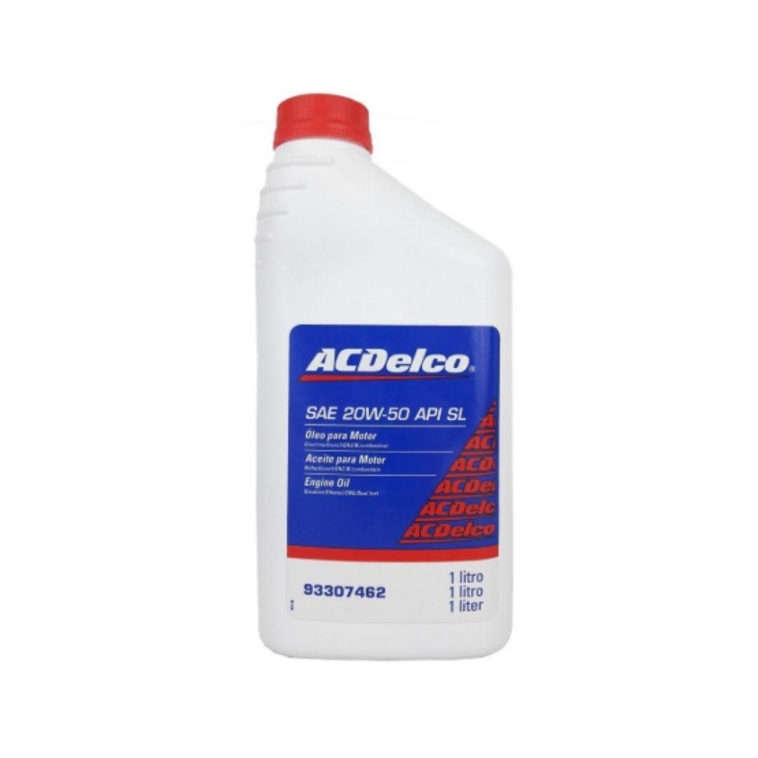 Oleo Lubrificante Para Motor FLEX SEMISSINTETICO SAE 20W50 API SL