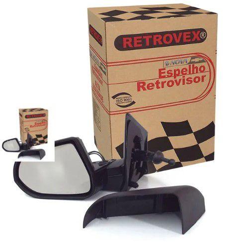 Retrovisor Onix 19-Prisma 19-L/E Ext C/ContrRX2277
