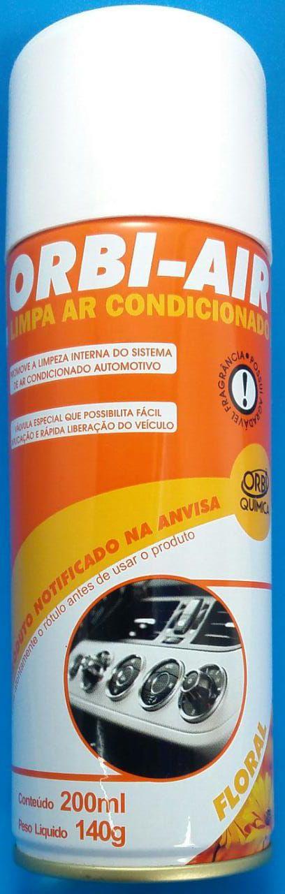 Limpa ar condicionado floral-21624-Orbi