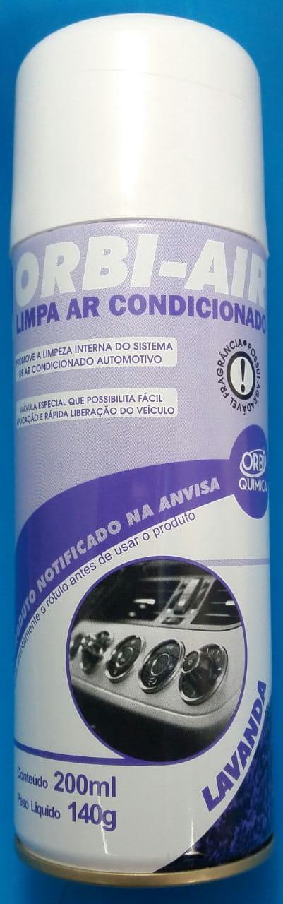Limpa ar condicionado- lavanda-21624- Orbi