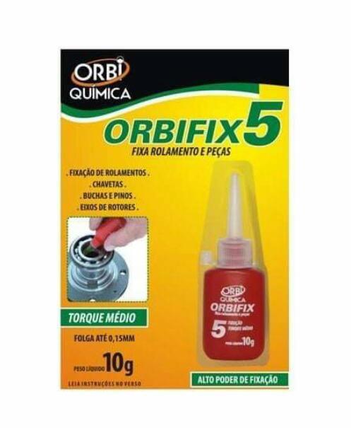 ORBIFIX TRAVA ROLAMENTOS E PEÇAS 10G – VERDE