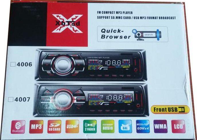 Radio mp3 + usb + fm-mp3-511 car audio-11670