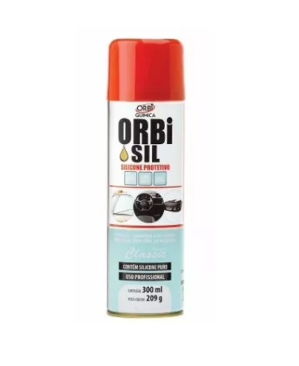 Silicone spray 300ml aroma classic - 12498- Orbi