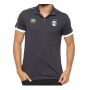 Camisa Polo Grêmio Umbro Viagem Oficial