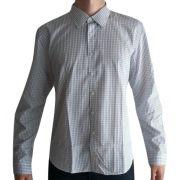 Camisa Social Blue Bay Listrada