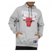 Moletom Chicago Bulls c/ Capuz NBA
