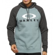 Moletom Oakley Logo Elipse C/ Capuz Masculino