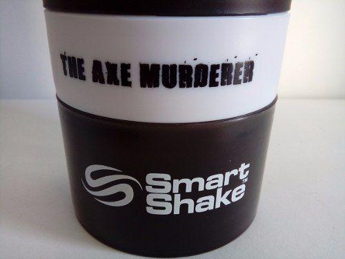 Coqueteleira Smartshake V2 Wanderlei Silva - 800 Ml