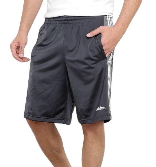 Bermuda Adidas 3S Masculina