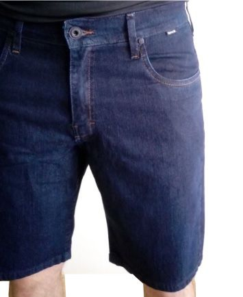 Bermuda Jeans Hurley Masculina