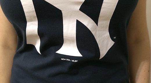 Blusa New York Yankees Feminina New Era