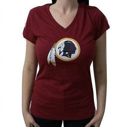 Blusa Washington Redskins New Era Feminina