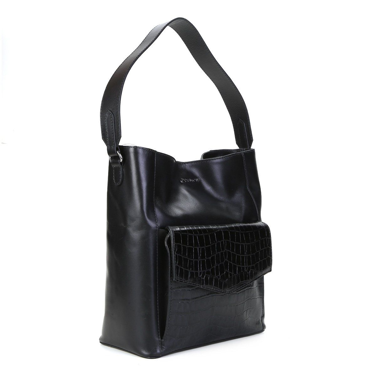 Bolsa Dumond Shopper Couro Feminina