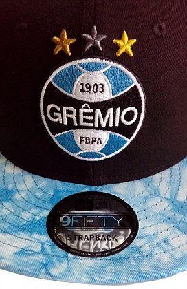 Boné Grêmio New Era 950 Aba Reta