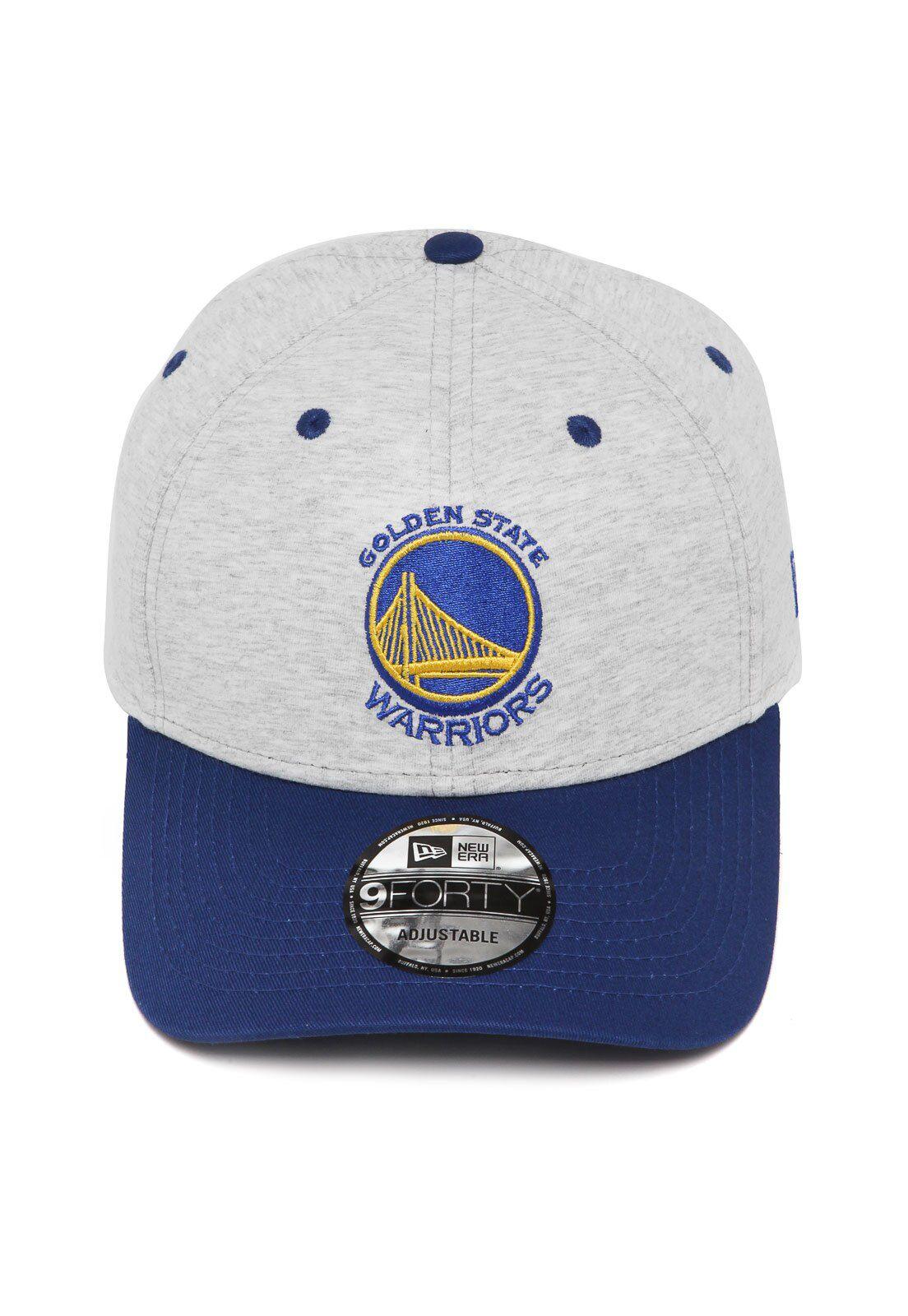 Boné New Era Golden State Warriors NBA