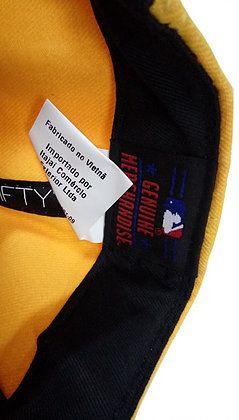 Boné Pittsburgh Pirates New Era MLB 950 Of Sn Team Suede Snap