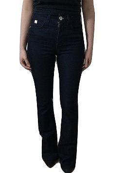 Calça Colcci Jeans Bia Flare Cinto Corrente