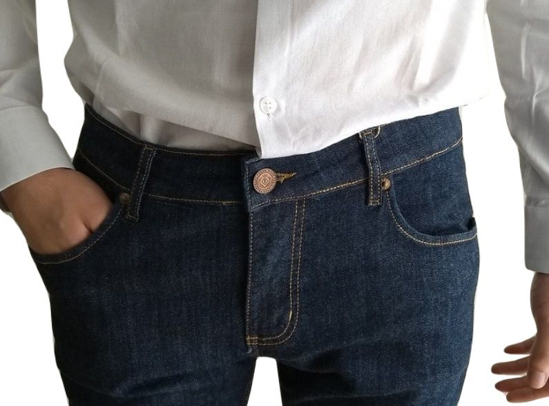 Calça Jeans Forum Igor Indigo Skinny Masculina