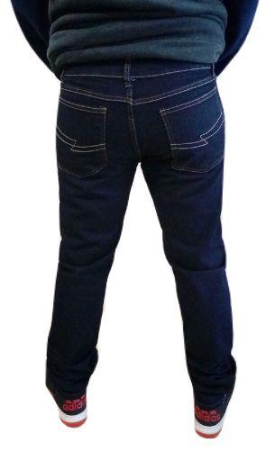 Calça Jeans Rock Blue Masculina