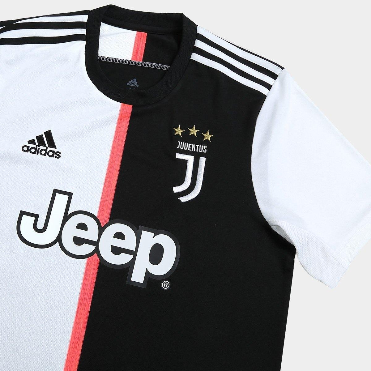 Camisa Adidas Juventus Home Masculina
