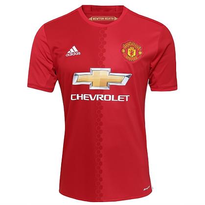 Camisa Adidas Manchester United Home Masculina