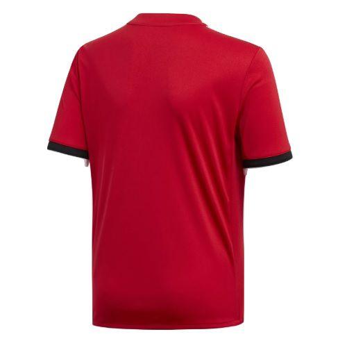 Camisa Manchester United Adidas Infantil