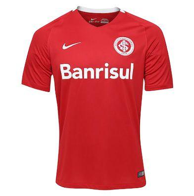 Camisa Nike Internacional I Masculina Oficial s/ número