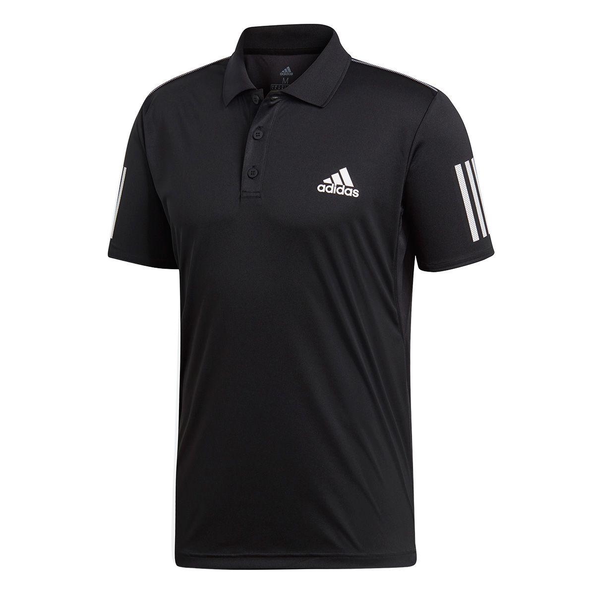 Camisa Polo Adidas 3 Stripes Masculina