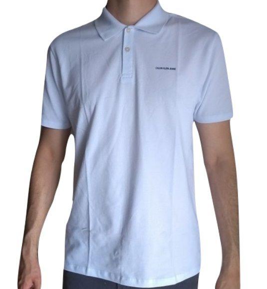 Camisa Polo Calvin Klein Piquet Masculina