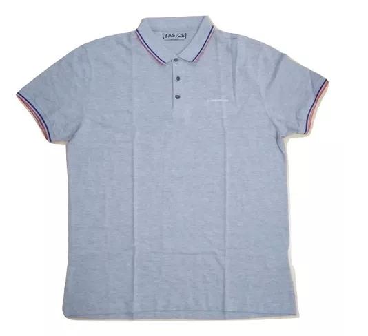 Camisa Polo Ellus Piquet Friso